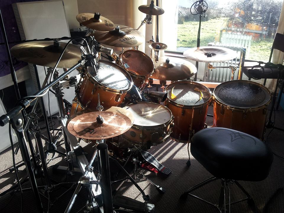 Farrell drums